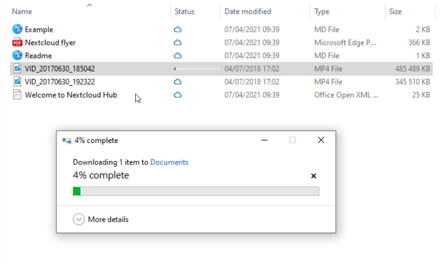 Nextcloud Client 3.2.0